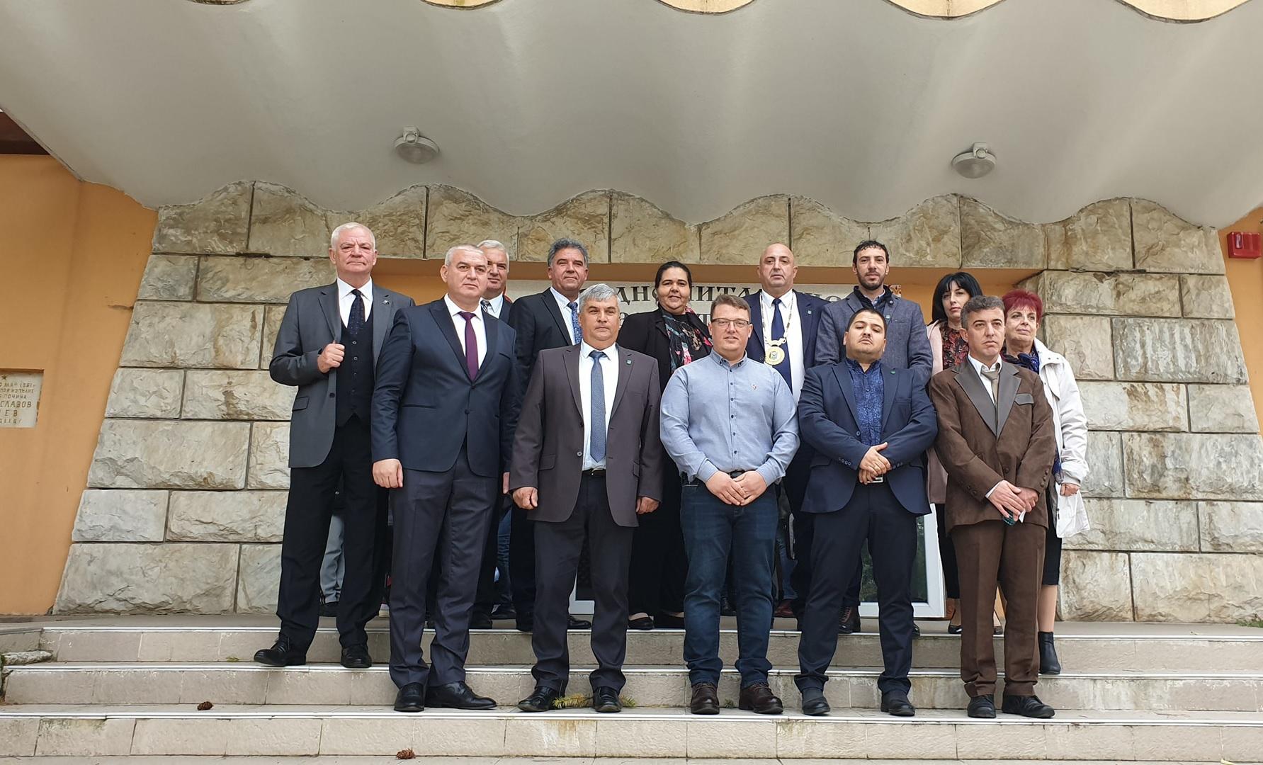 Тържествена сесия на Общински съвет - Малко Търново, мандат 2019-2023 г